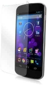 Clear Tempered Glass Screen Protector Compatible with The LG Nexus 4 Best Shopper
