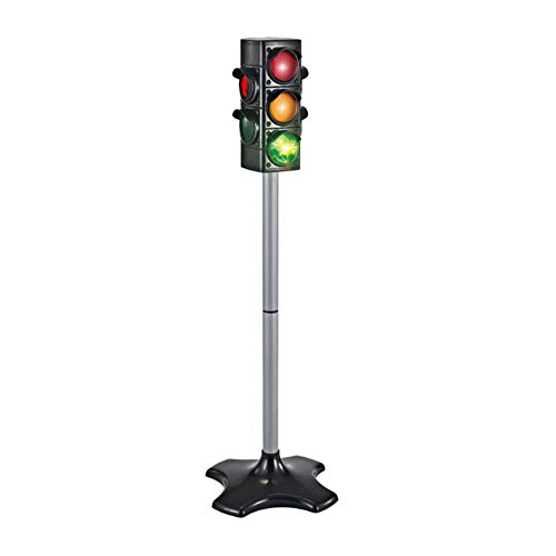 - BELUPAI Living Toy Traffic Crosswalk Signal with Light Sound, Traffic Light Lamp with Base, 4 Sided 2.4 Feet Tall, Great for Kids Themed Parties