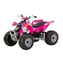 Peg Perego Polaris Outlaw - Pink from Peg Perego