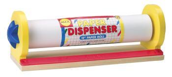 3183ompCurL - ALEX Toys Artist Studio 12 Inch Paper Roll