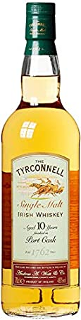 The Tyrconnell 10 Years Old Port Cask 46% - 700 ml in Giftbox