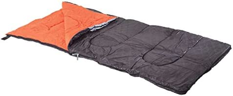 HARLEY-DAVIDSON Bar Shield Custom Sleeping Bag, Black Orange HDL-10016
