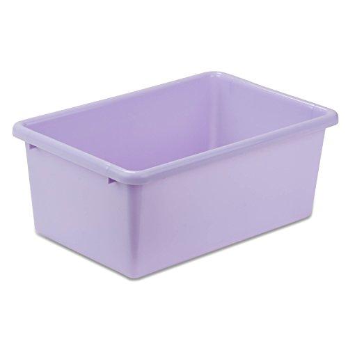 Honey Can Do PRT SRT1603 SMPRPL Plastic Storage Purple