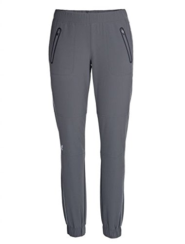 Gramicci Women's Pants - Gramicci Apricity Trail Pant - Women's-Asphalt Grey-Regular W-0186-D5ASG:LG