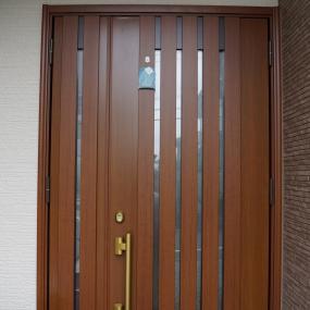 玄関にも使える。