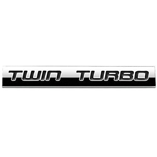 Twin Turbo Engine - Black Letter