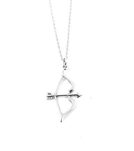 Necklace Sterling Silver Archery Jewelry product image