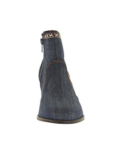 Ref Bottines 5006 jeans Bleu des41670 Desigual 6w0qf5ax
