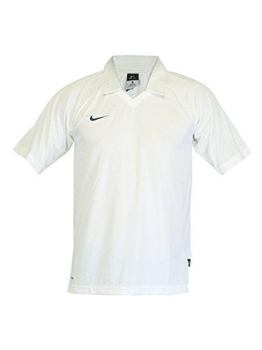5f61aa55 Nike Men Cricket Off White T-Shirt (Men) Size-M: Amazon.in: Sports ...