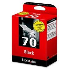 Lexmark #70 Black Ink Cartridge 12A1970
