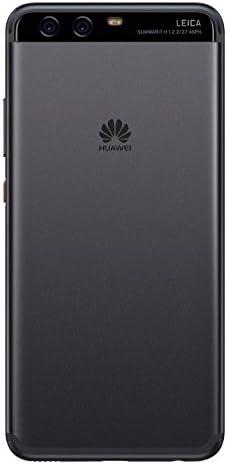 Huawei P10 VTR-L29 64GB Single-SIM (GSM Only, No CDMA) Factory Unlocked 4G/LTE Smartphone (Graphite Black) - International Version with No Warranty