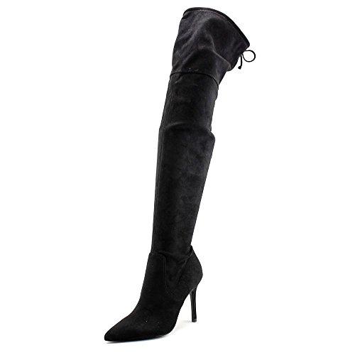 (ALDO Women's Asteille Riding Boot, Black, 6.5 B US)