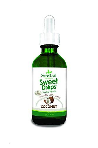 Sweet Leaf Liquid Stevia Coconut 2 OZ