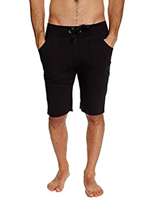 4-rth Men's Eco-Track Short (X-Small, Black)