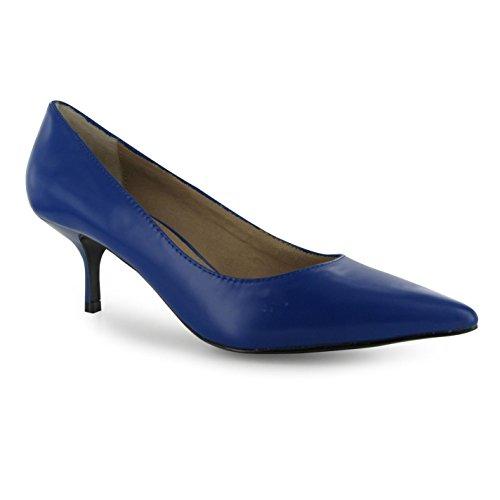 Steve Madden Coolette Chaton talons Chaussures Femme Bleu Femme Mode Chaussures
