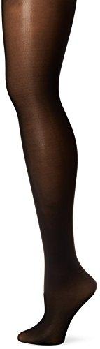 L'eggs Women's Leggswear Seasonless Tight, Black, Medium