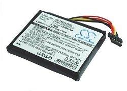 1000mAh Battery for TomTom Go 2435c 2435TMc 2535c 2535Tc 2535Mc- 2 YR Warranty