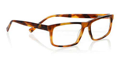 eyebobs I'm Righter Unisex Premium Readers, Tortoise in a Matte Finish, 1.50 Magnification (A Readers Lexicon Of The Apostolic Fathers)