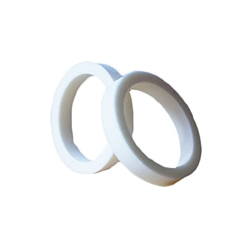 Fork Seal Kit 32mm Foam Ring White 2pcs (32 Mm Forks)