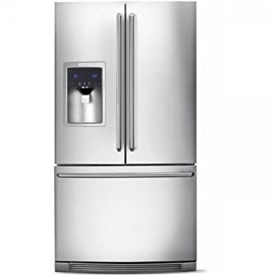 Electrolux EW28BS85KS Wave-Touch 27.8 Cu. Ft. Stainless Steel French Door Refrigerator - Energy Star