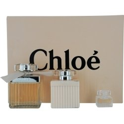 e58eefd917f7 Image Unavailable. Image not available for. Colour: Chloe signature by Chloe  - set with body lotion ...