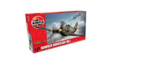 Airfix Hawker Hurricane MkI Model Kit (1:72 Scale) (Airfix Models)