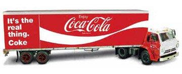 プラッツ 1/25 L-700 コカコーラ トレーラー付 プラモデル LN73078の商品画像