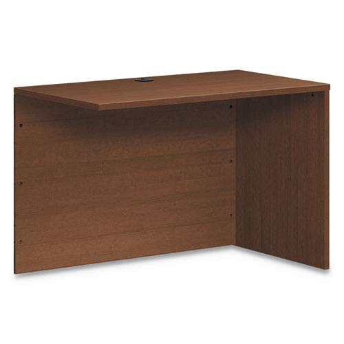 - HON Foundation Return Shell, Right, 42 1/4w x 24d x 29h, Shaker Cherry