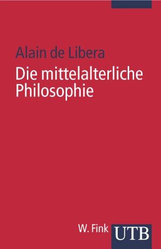 Die mittelalterliche Philosophie (Uni-Taschenbücher S)
