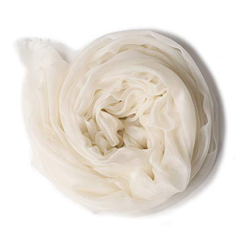 Cashmere Scarf/Wrap By Chrysanthemum