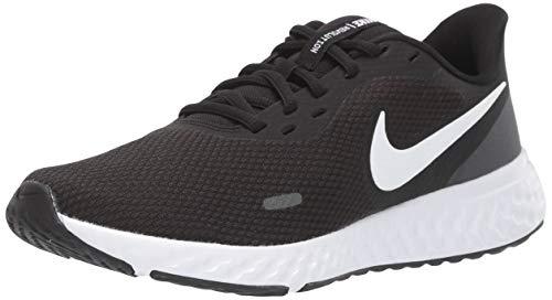 Nike Women's Revolution 5 Running Shoe, Black/White-Anthracite, 7 Regular US