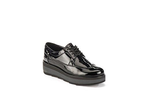 Color para Marca Zapatos Modelo Mujer Lumberjack Negro Negro Mujer Evelyn para Zapatos Negro Lumberjack qEnxTZdZa