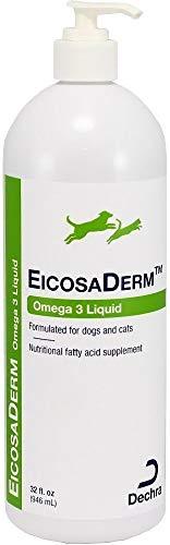 Dechra EicosaDerm Omega 3 Liquid Dog & Cat Nutritional Supplement 32 oz by Dechra