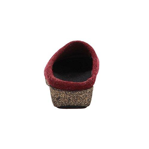 Hartjes 86824 87 Bordeaux Bordeaux Femme Chaussons 87 pour Rouge qPgqB