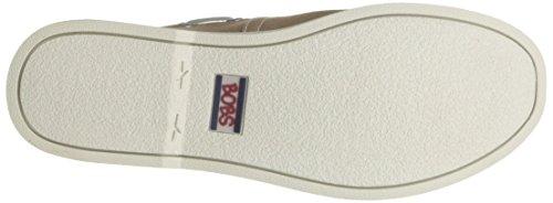 Skechers Bob Da Donna Di Lusso Luxe Flat Taupe / Bianco