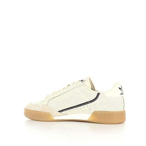 80 Gricin Baskets blatiz Blancs Hommes Continental Adidas Pour 0 Carbon qwFnOP5f