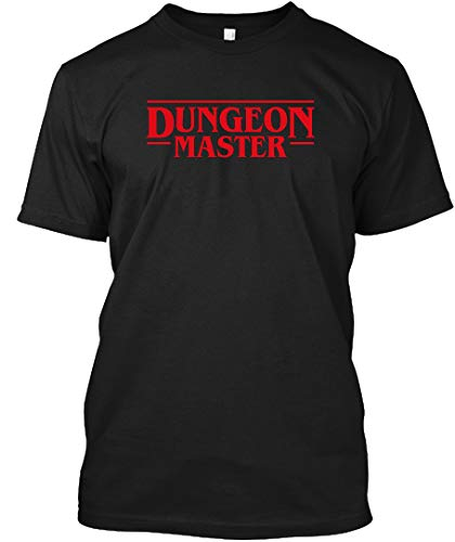 Dungeon Master DM Dungeons and Dragons Inspired DnD D&D 66 Tshirt for Men Women ()