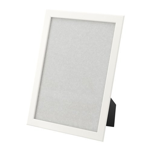 Ikea Fiskbo Certificate Frame 8.5 x 11~White by fiskbo