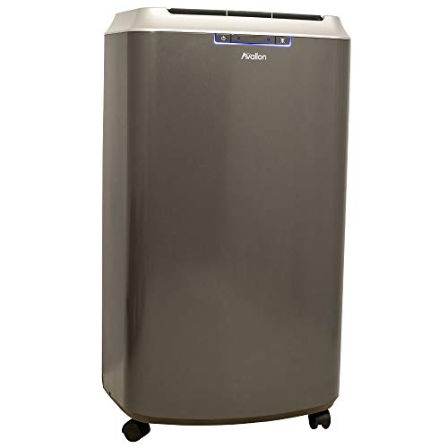 Avallon 14,000 BTU Dual Hose Portable Air Conditioner and Heater - No draining required