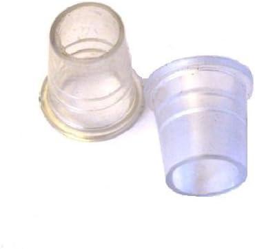 Gomas para colocar entre la cazoleta y el cuerpo metálico de las cachimbas