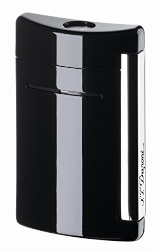 ST Dupont MiniJet Black As Night Torch Flame Lighter by S.T. Dupont