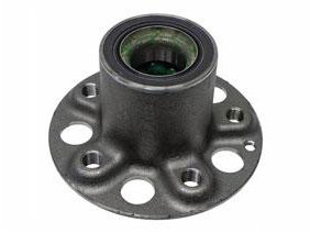 - Genuine Mercedes (08-13) Wheel Hub w/ Bearings Front Left OR Right 2043300625