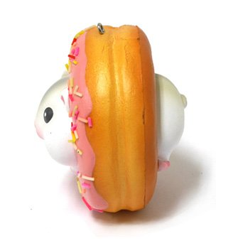 Squishy Toys Greece : The Sweet Life Series Squishy Soft Kawaii Donuts Bread Bun Squishy Toys Stress Ball, Ball Chain ...
