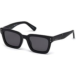 Sunglasses Diesel DL 0231 01A shiny black / smoke