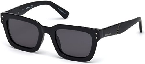 Sunglasses Diesel DL 0231 01A shiny black / - Sunglasses Diesel Mens