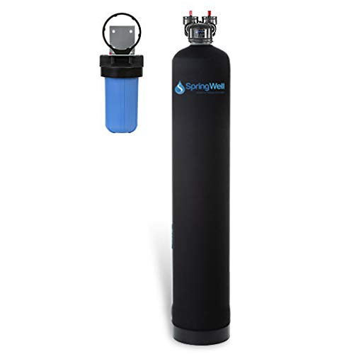 SpringWell Whole House Water Filter System