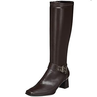 ce15302ddd71 Image Unavailable. Image not available for. Color  LifeStride Women s  Fantastic Tall Shaft Boot Knee High ...