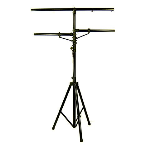 BULBAMERICA 12-ft. PRO Tripod with T-Bar Support 12ft. Lighting Stand