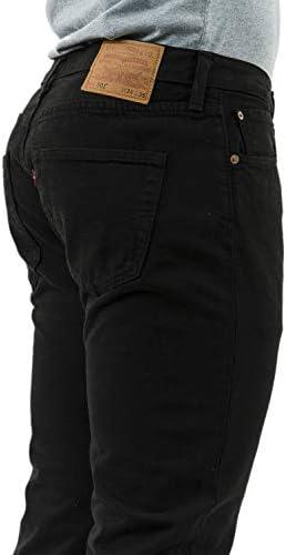Levis Jeans Levis 501 Noir H 36