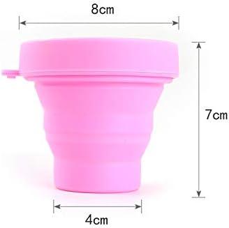EudoER 1 Pieza Plegable Esterilizador De Copa Menstrual Caja ...